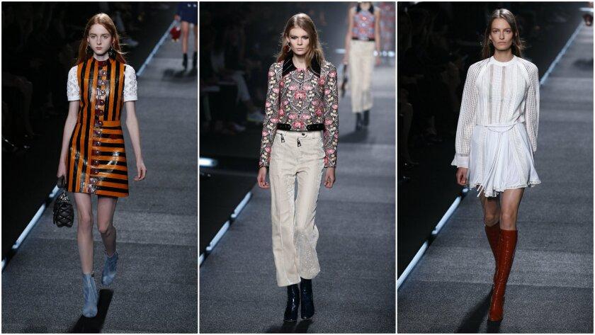 Parish Fashion Week: Louis Vuitton Spring/Summer 2015