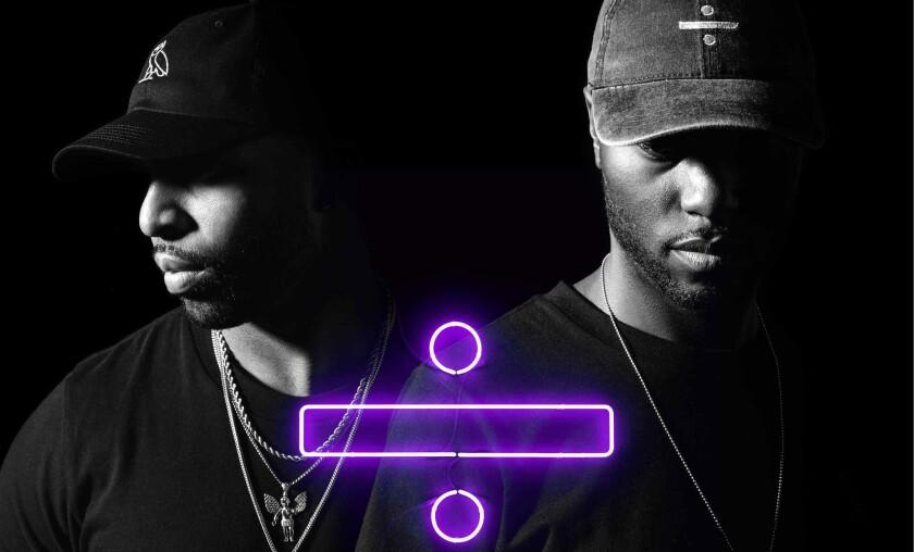 Canadian R&B duo dvsn.
