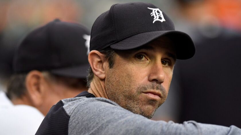 The Detroit Tigers declined to renew manager Brad Ausmus' contract in September.