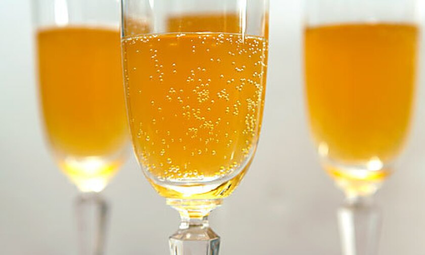 REFRESHER COURSE: Hard cider combines the traditional flavors of the season with the lightness of beer.