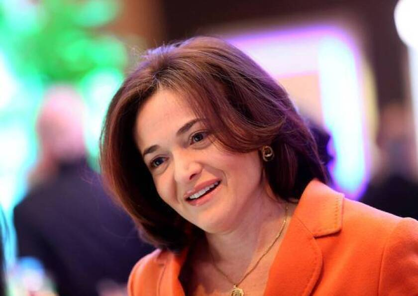 Sheryl Sandberg's 'Lean In' offers a feminist view from the top