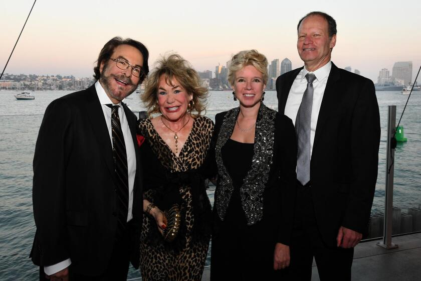 Dr. Howard and Barbara Milstein, Drs. Tatiana Kisseleva and David Brenner