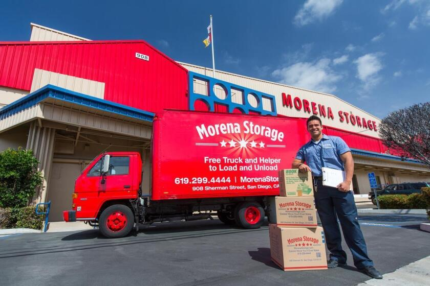 5 Star Storage owns and operates both Morena Storage in San Diego's Morena District and Solana Beach Storage in North County.