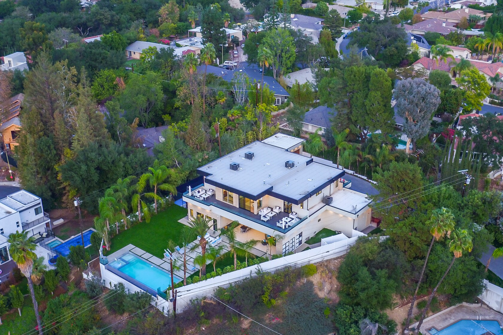 Haus in Encino, California