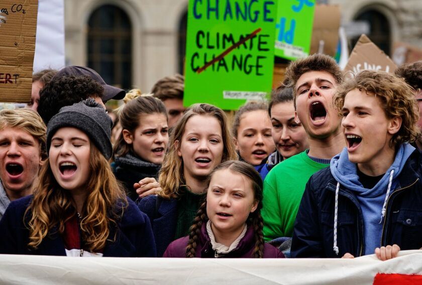 The Global Climate Strike could make history. Here's what you need to know
