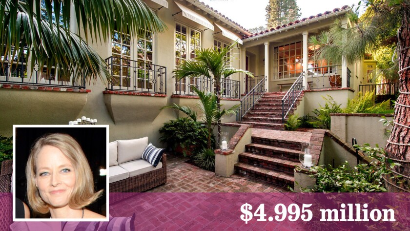 Hot Property: Jodie Foster