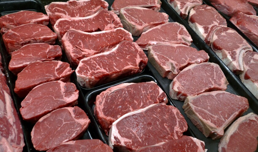 California's livestock industry is urging consumers to try out cuts of beef other than prime steaks.
