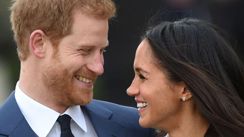 Royal wedding of Prince Harry and Meghan Markle, London, United Kingdom - 27 Nov 2017