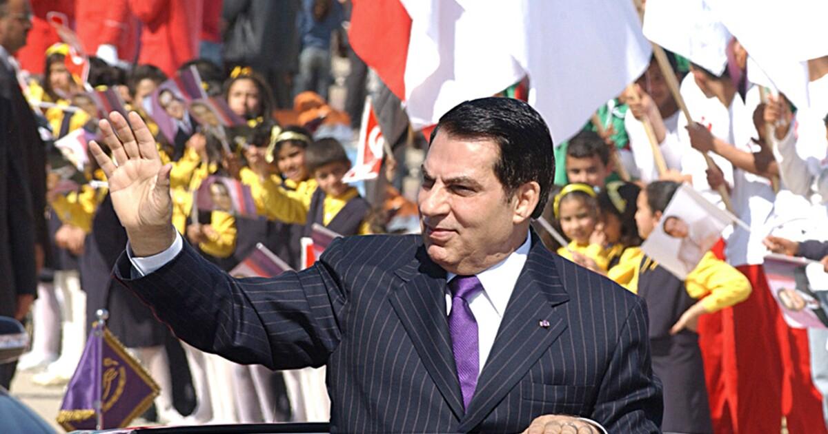 Zine El Abidine Ben Ali, Tunisian ruler whose fall helped spark Arab Spring, dies