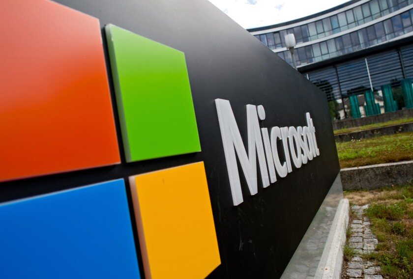 Microsoft's stock has risen 36% so far this year, and its market capitalization exceeds $1 trillion.