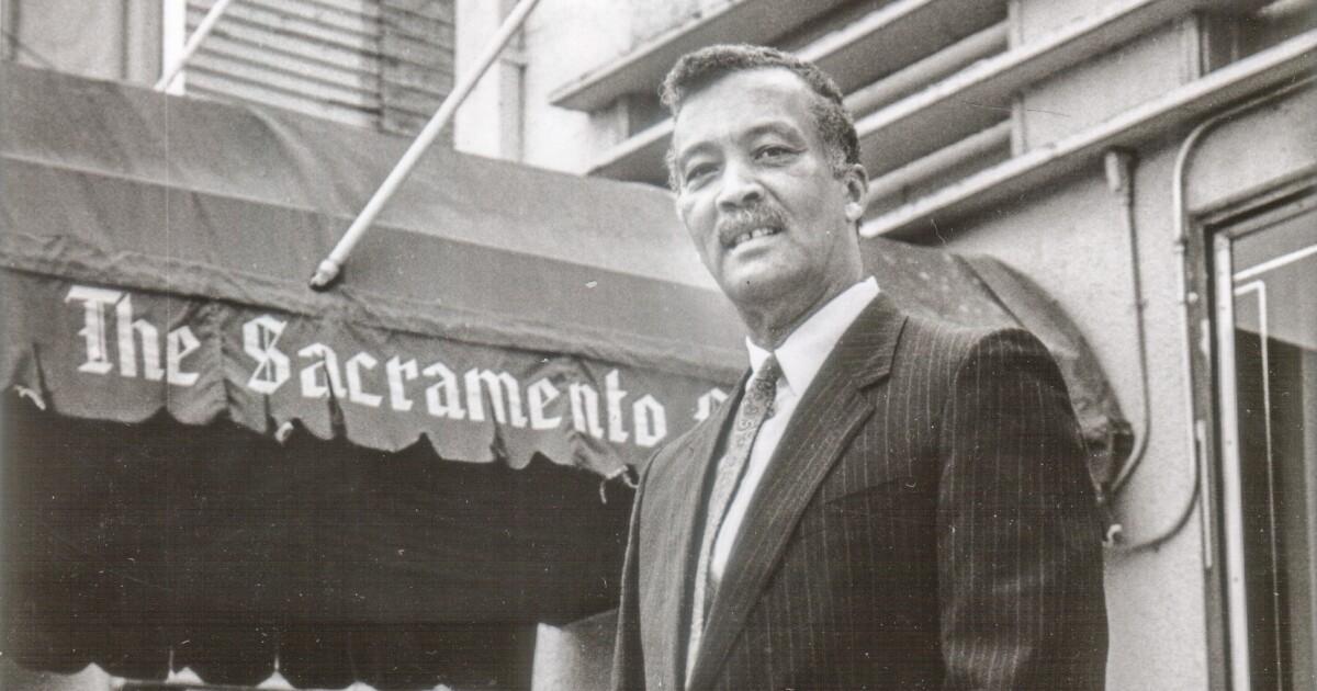 Newsletter: orang yang membangun Sacramento Afrika surat kabar Amerika