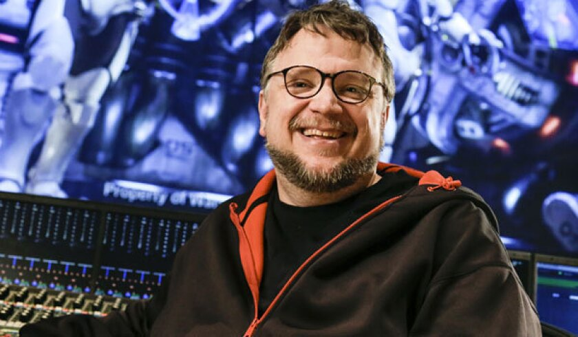 """Guillermo del Toro will direct the couch gag in the Halloween episode of """"The Simpsons."""""""