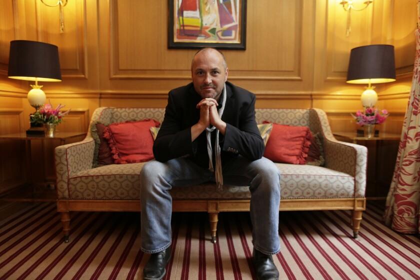 "Colum McCann's ""TransAtlantic"" is longlisted for the Man Booker Prize."