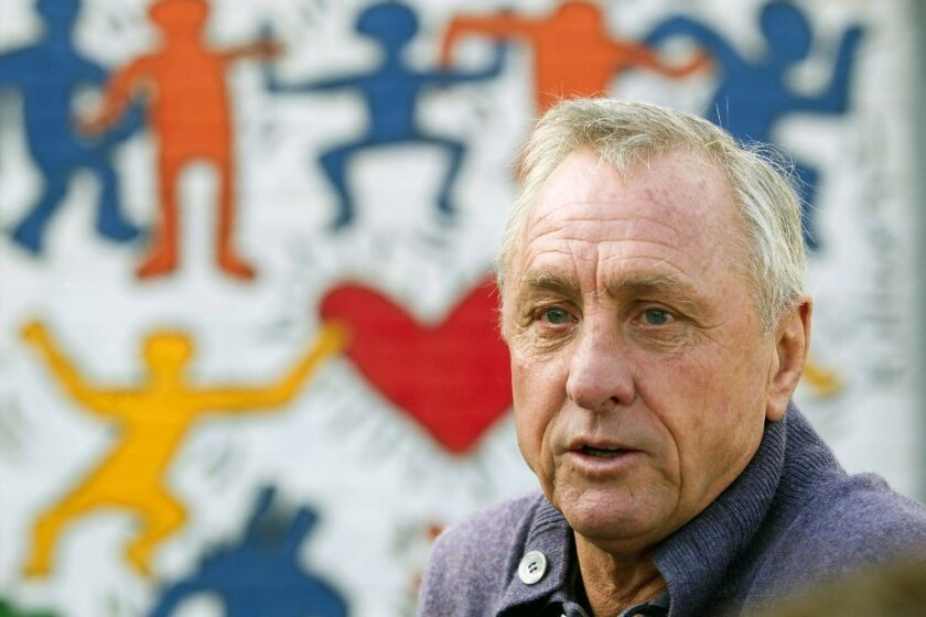 Johan Cruyff is no longer with Chivas USA.