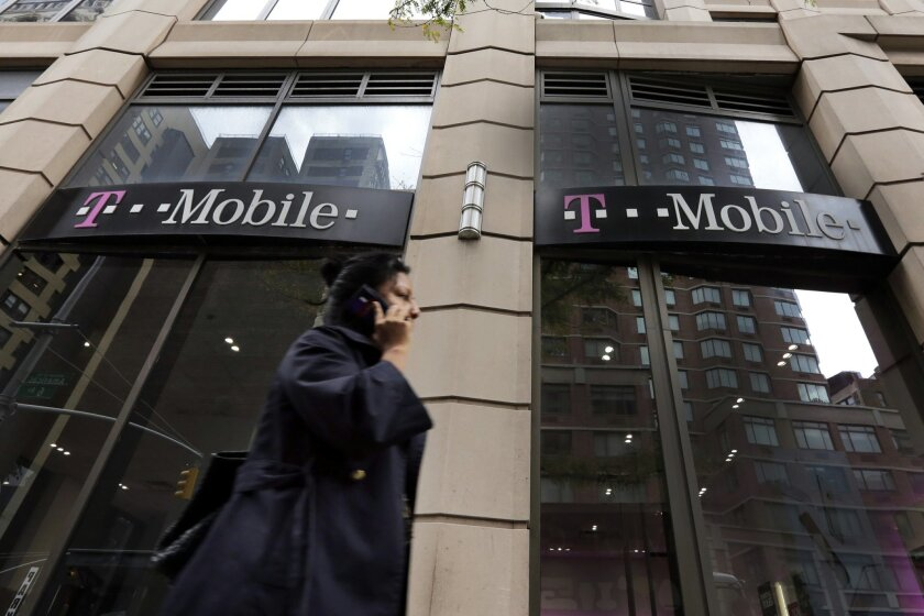 T-Mobile's announced that it will light up its 5G network on Friday in San Diego County. It is offering 5G at no additional charge across its monthly service plans for customers with a 5G compatible phone.
