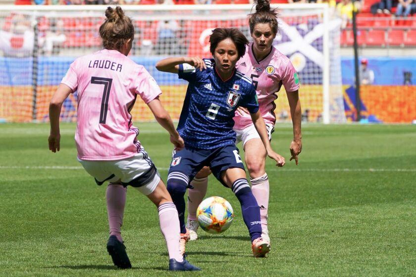 FIFA Women's World Cup 2019, Rennes, France - 14 Jun 2019