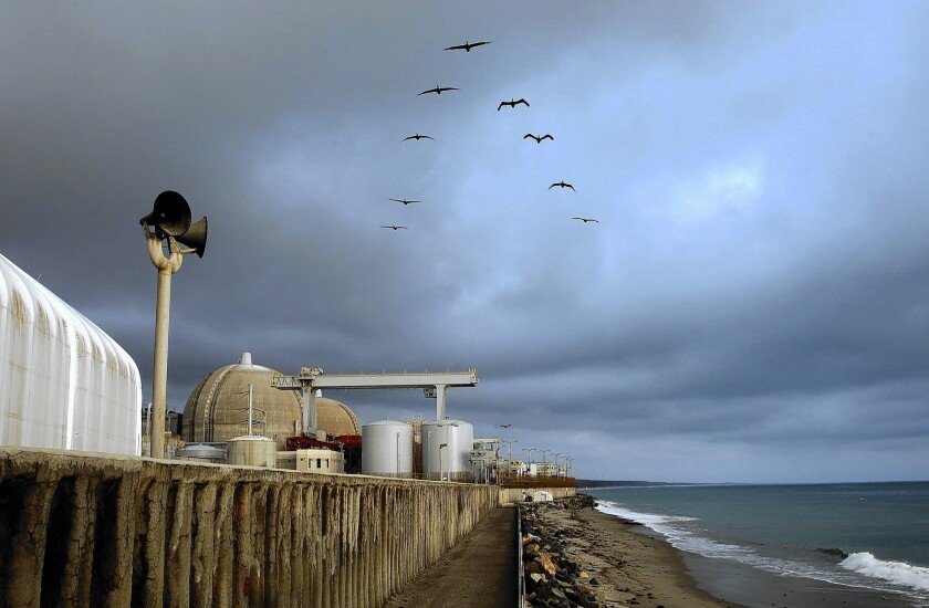 California has all but phased out coal-generated electricity, and the San Onofre nuclear power plant, shown here, has been decommissioned. Such factors, experts say, will contribute to a rise in electricity prices.