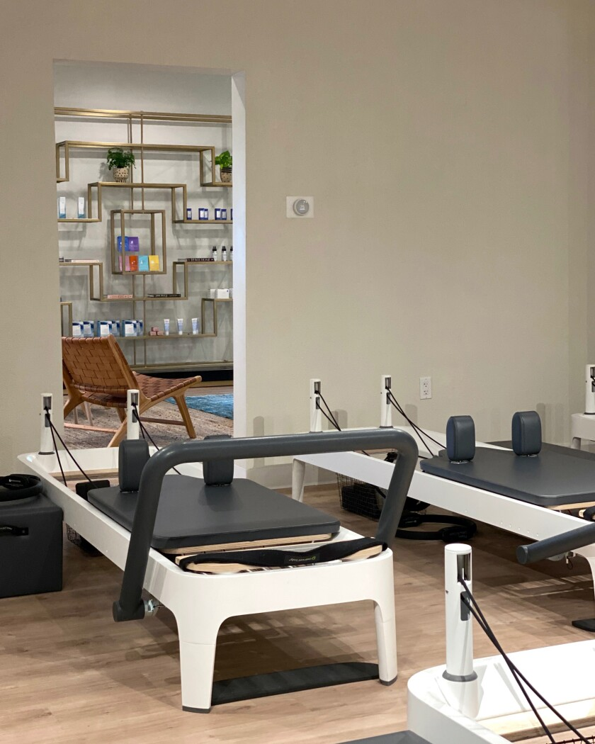 Made by Pilates is a new studio in Highland Park.