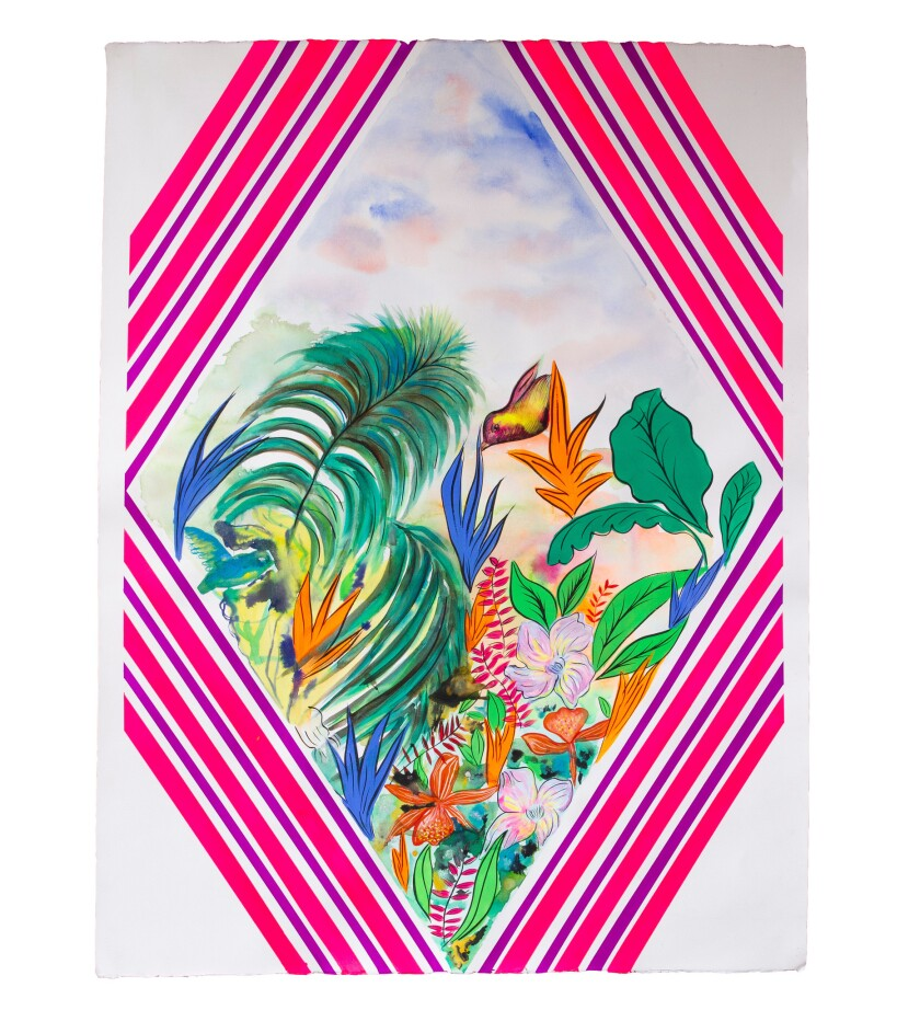 Tropical Geometries - Carolyn CastaÒo Series