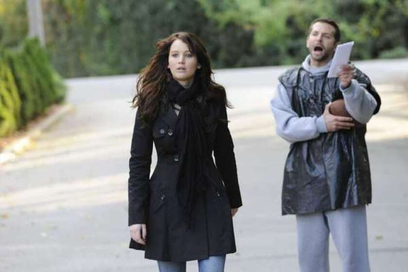 """Jennifer Lawrence is currently the lead actress Oscar front-runner for her work in """"Silver Linings Playbook."""""""
