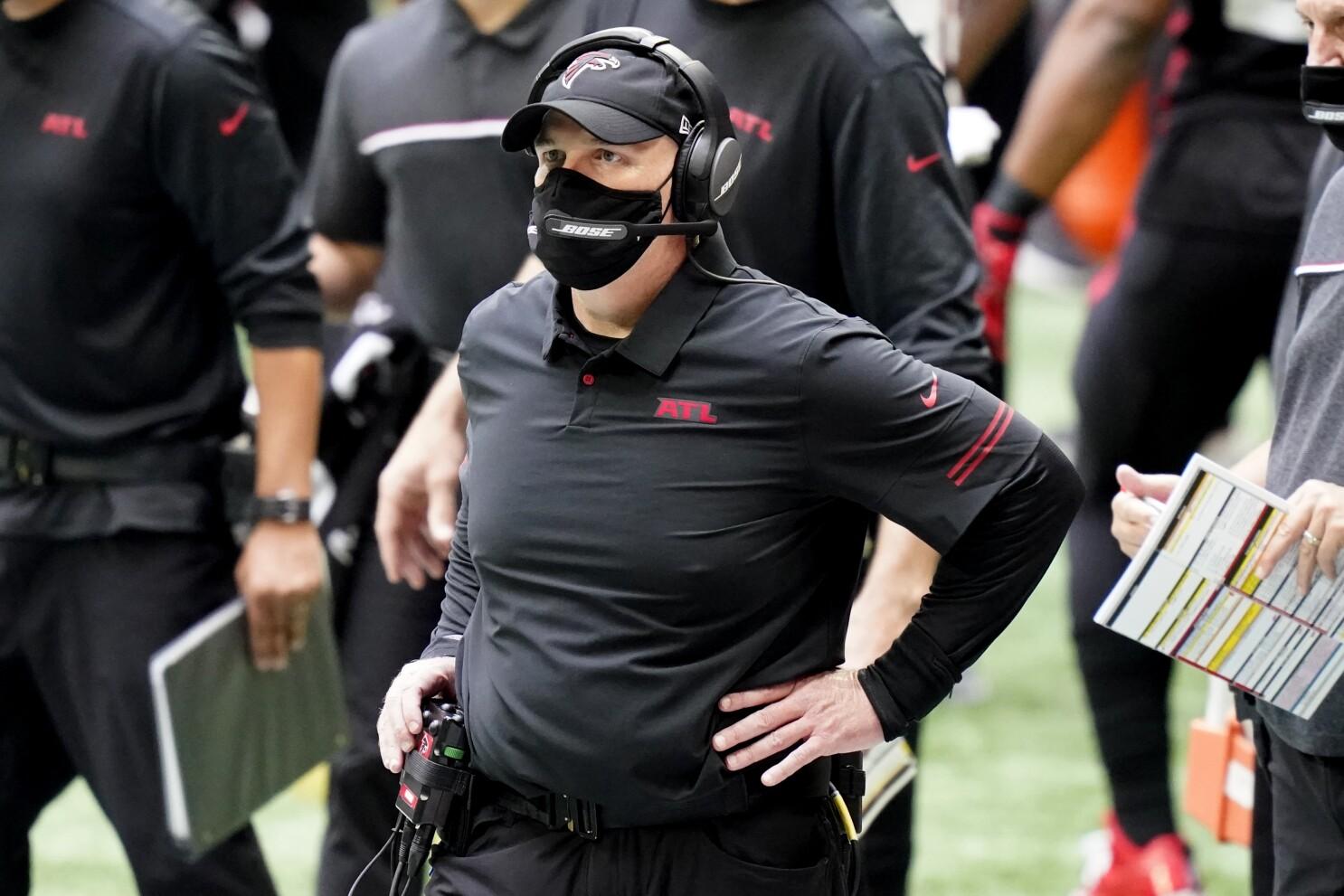 Where Do Atlanta Falcons Go After Another Epic Meltdown The San Diego Union Tribune