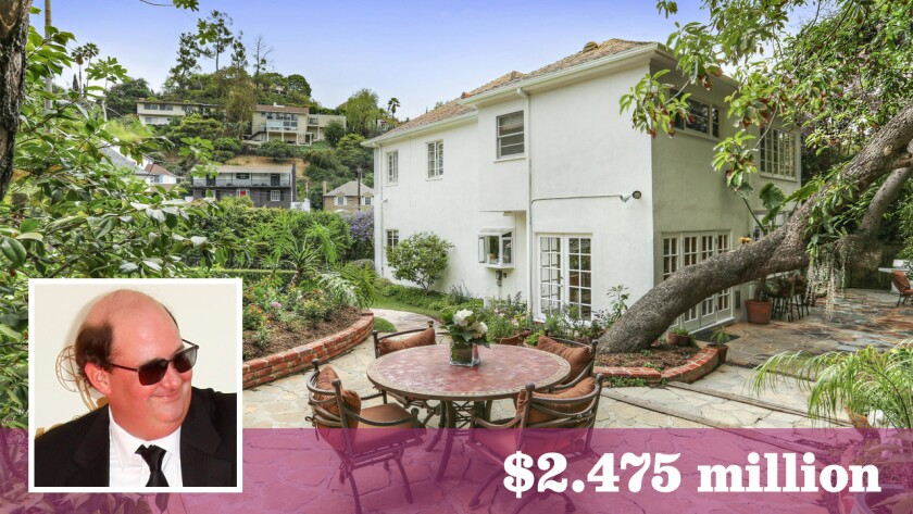 """""""Office"""" alum Brian Baumgartner has sold his 1940s home in Los Feliz for $2.475 million. The actor bought the house about a decade ago for $1.91 million."""