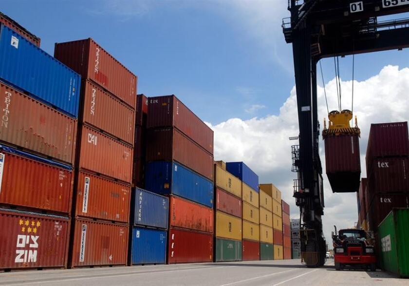 La economía estadounidense se expandió un 2,9 % en 2018, el mayor ritmo desde 2015, informó hoy el Departamento de Comercio. EFE/Archivo