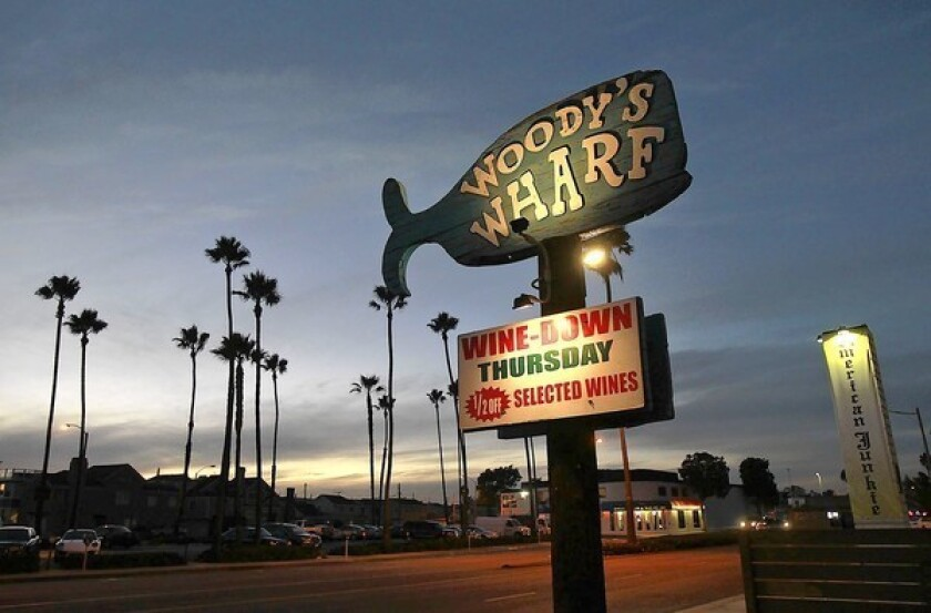 Woody's Wharf challenges ban in court