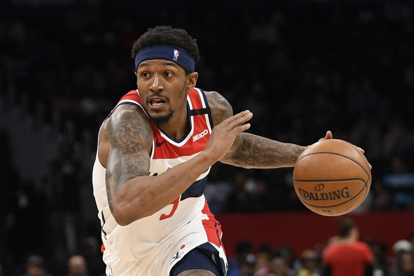 After 25 Win Season Wizards Need Wall Beal To Be Fun The San Diego Union Tribune
