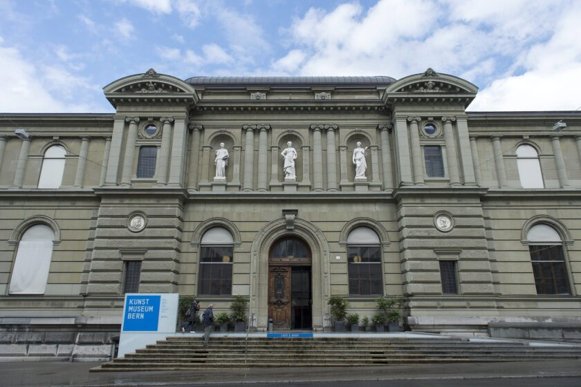The Kunstmuseum Bern in Switzerland was named the sole heir of Cornelius Gurlitt, the German collector whose stash of works was believed to include some pieces looted by the Nazis.