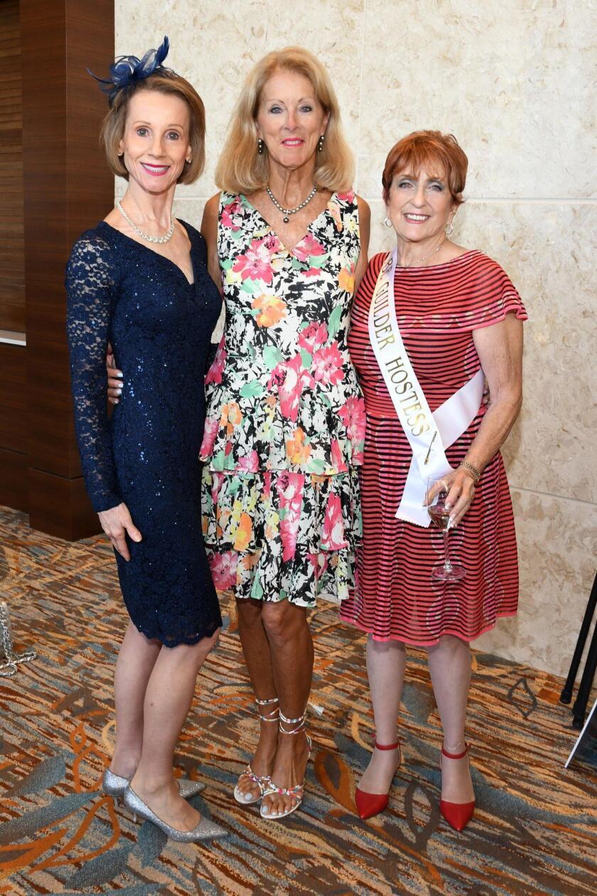 Joyce Dostart, Kathryn Murphy, Regina Kurtz
