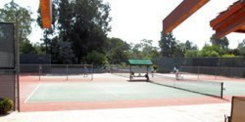 The Rancho Santa Fe Tennis Club