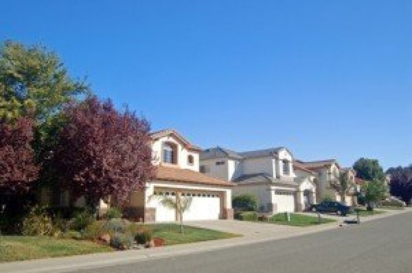 Home prices for median and high-end properties are rising across California.