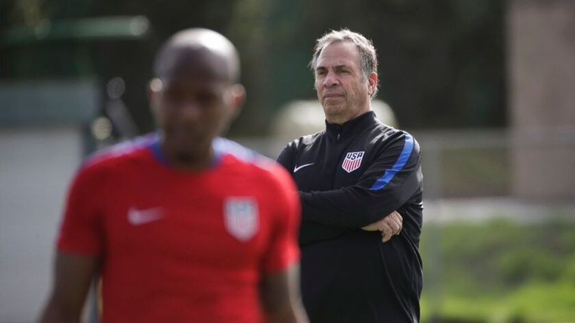 Bruce Arena's return brings a timeless element to U.S. national team