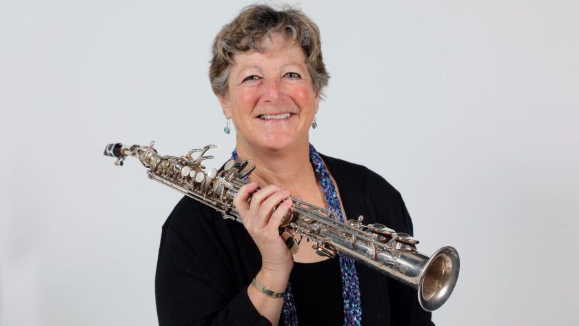 Merryl Goldberg, music professor at Cal State San Marcos and founder and executive director of Center ARTES.