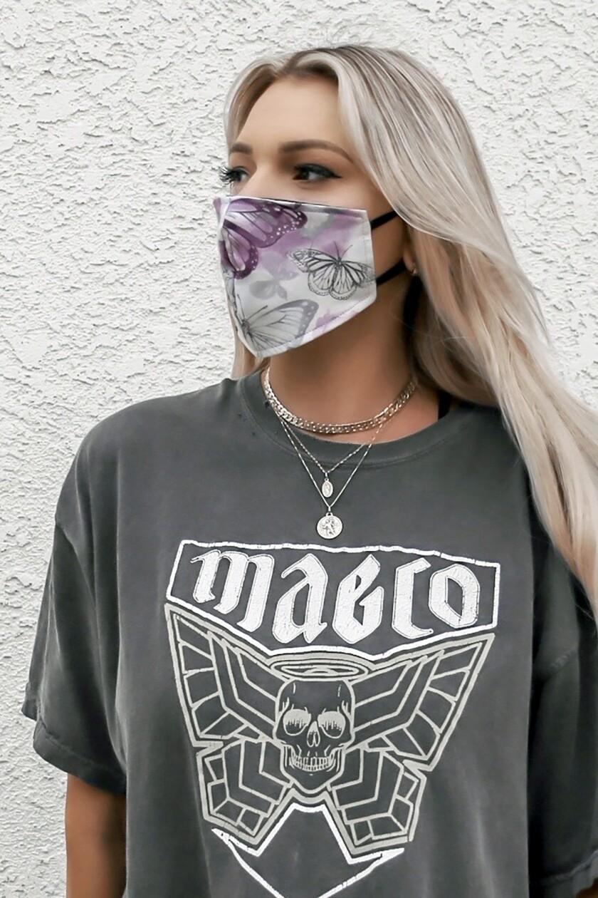 Maelo mask
