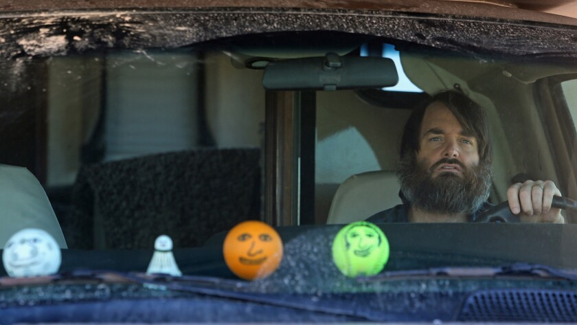 """Will Forte in """"The Last Man on Earth"""" on Fox."""