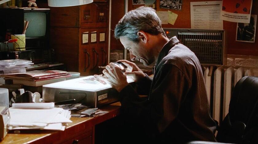 "Adam Horovitz in ""Golden Exits"""
