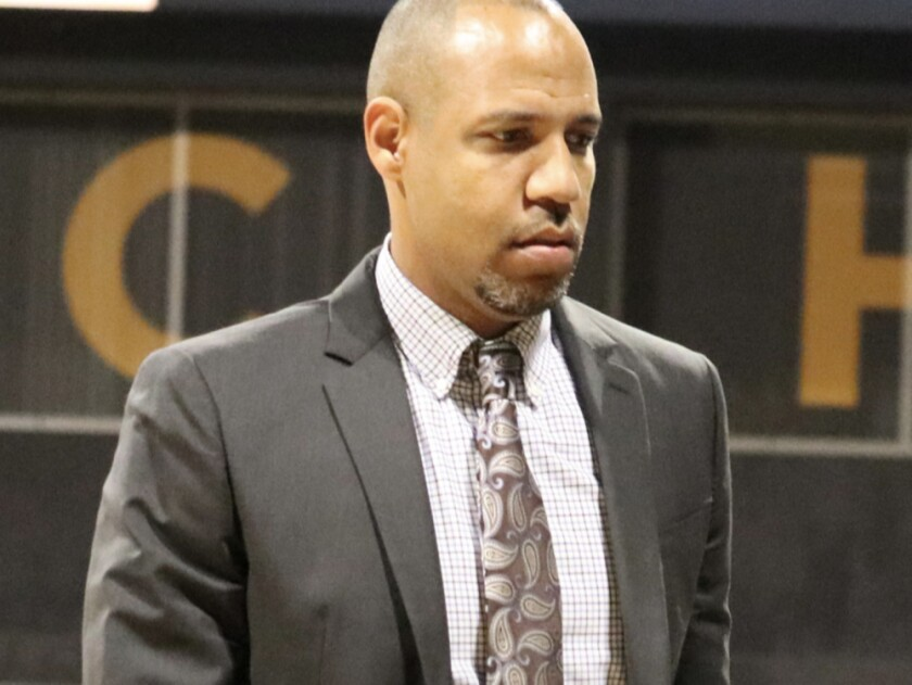Reggie Morris Jr. is returning to high school basketball as head coach at Fairfax after serving as an assistant at Pepperdine