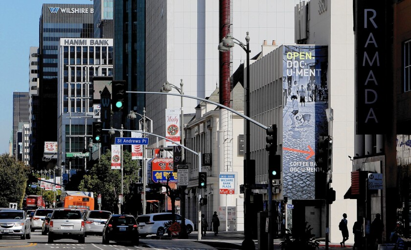 How a plan to create a much-needed park in Koreatown withered
