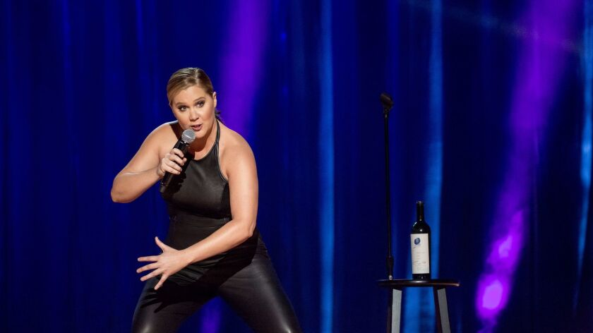 Amy Schumer's new stand-up special will appear on Netflix.