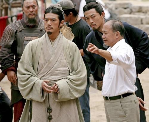 John Woo, Takeshi Kanshiro