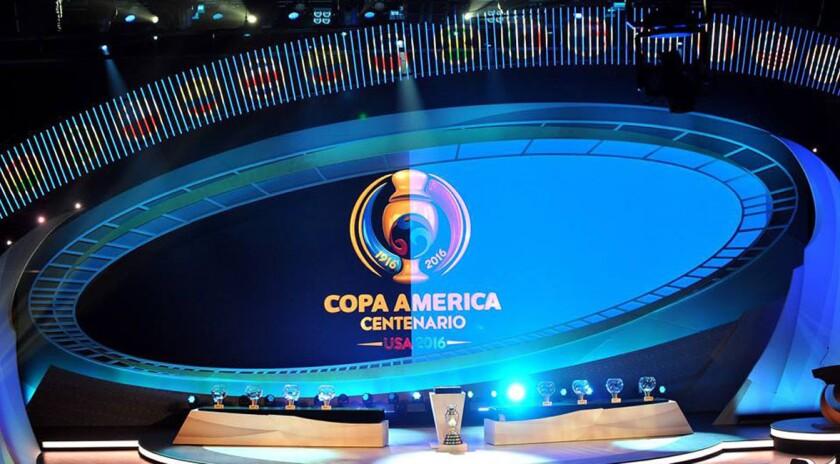 Copa América Centenario. Todo está listo.