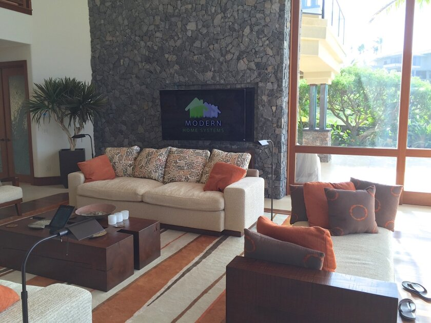 Modern Home Systems is known for its Smart Home technologies.