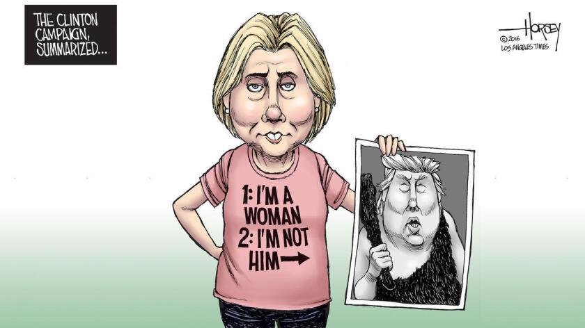 En la encuesta del ABC News/Washington Post Hillary Clinton cuenta con un 51 % de respaldo entre los votantes probables frente al 39 % de Trump.