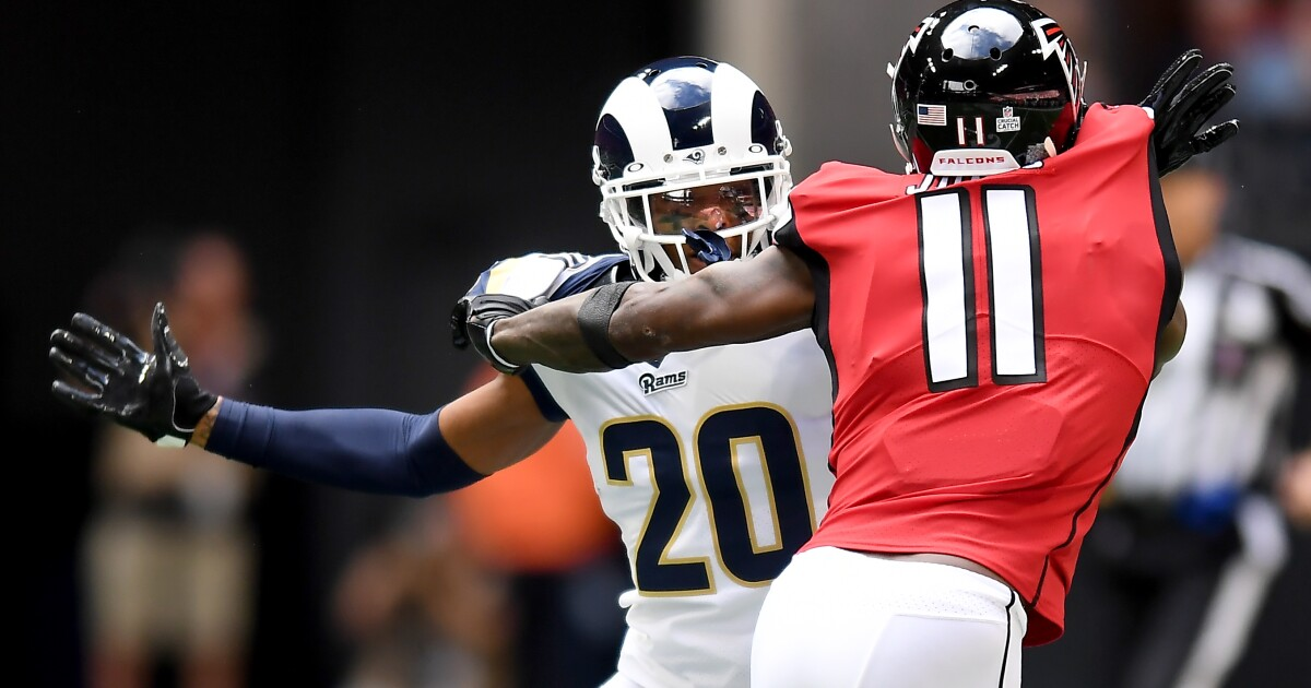 Column: Jalen Ramsey's Rams debut shows what's around corner for their defense