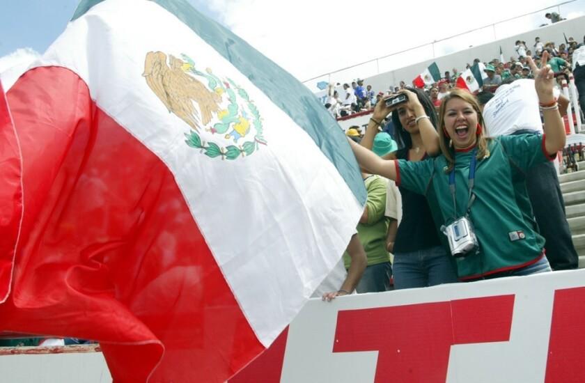 La embajada mexicana en Rusia ADVIERTE a los aficionados de Tri sobre cómo se deben comportar