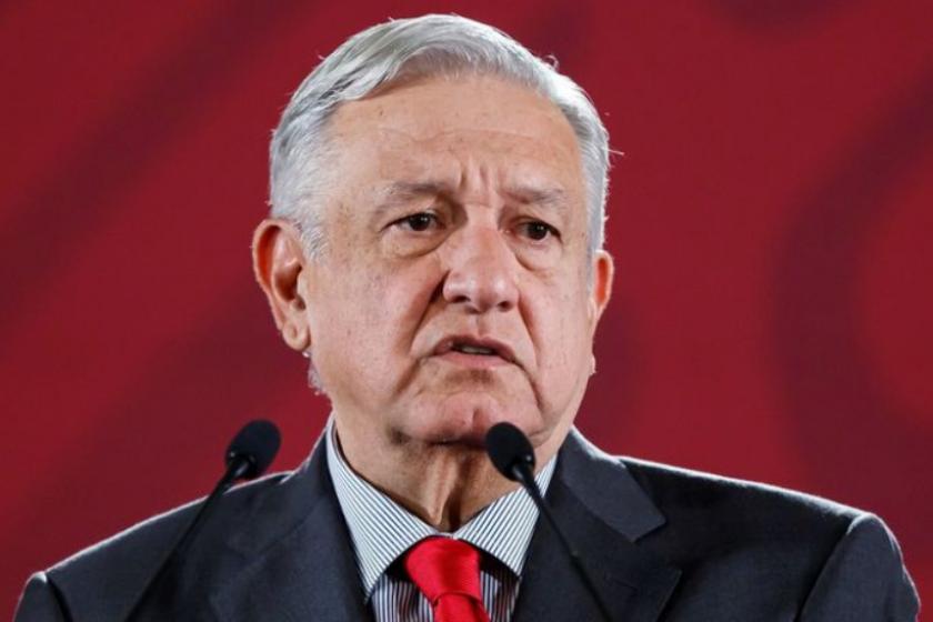 El presidente de México, Andrés Manuel López Obrador, no ha dejado México en dos años y no planea asistir a las reuniones del G-20. (Jose Mendez / EPA / Shutterstock)