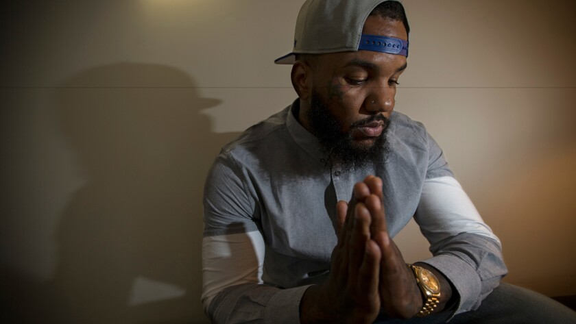 Rapper The Game has taken a lead in building tighter relationships between communities and police officers.