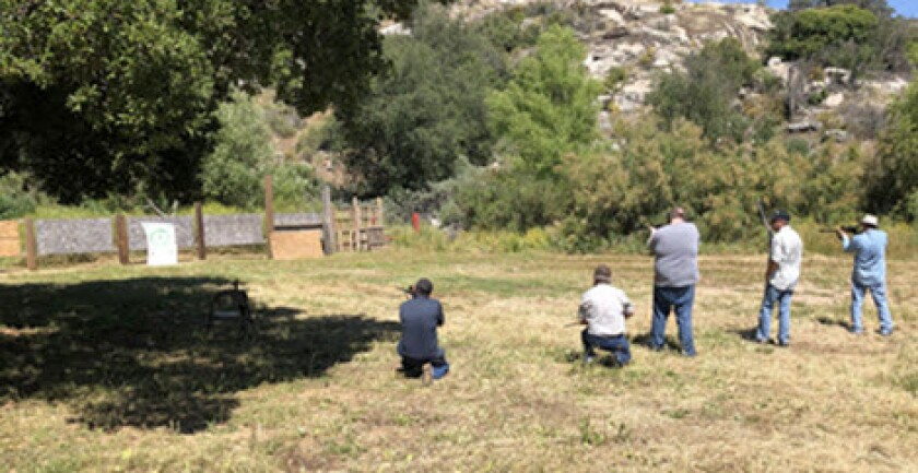 The Ramona Sportsmen's Club aims to continue plans for a firearms and archery range in the Cleveland National Forest.